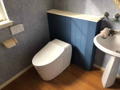 さいたま市のトイレ交換工事