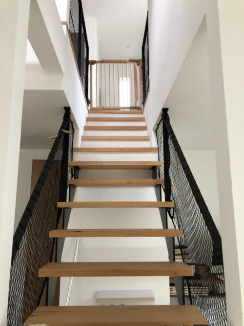 階段ネット