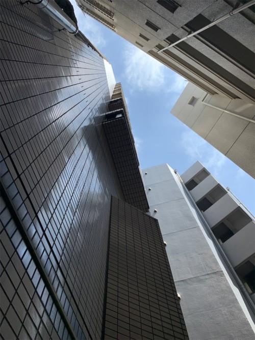 9階建マンション外装改修
