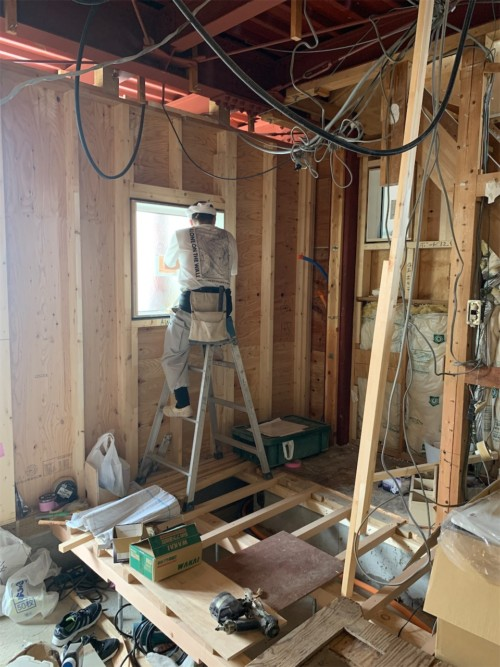 戸建て改装工事